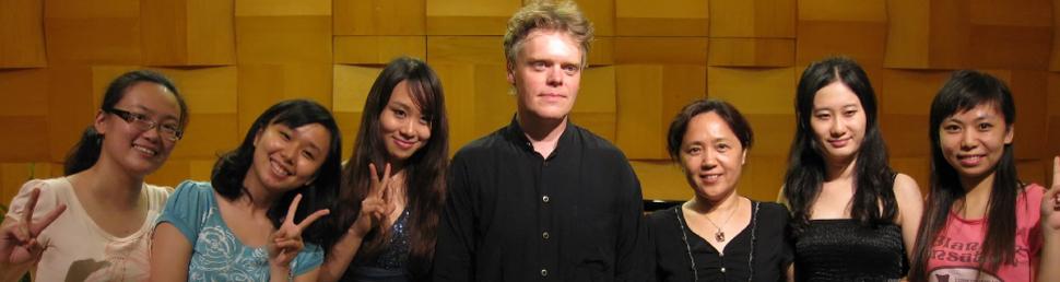 Dozenten der Internationalen Musikakademie Philharmonika Berlin