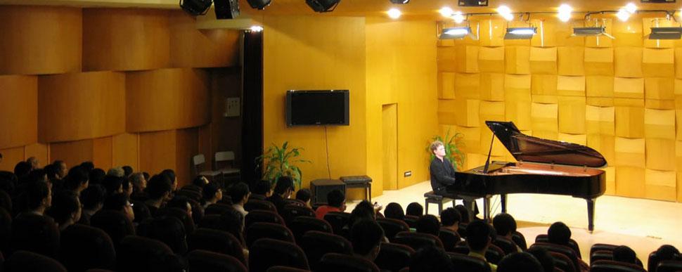 Konzert von Peter Braun-Feldweg, Internationale Musikakademie Philharmonika Berlin