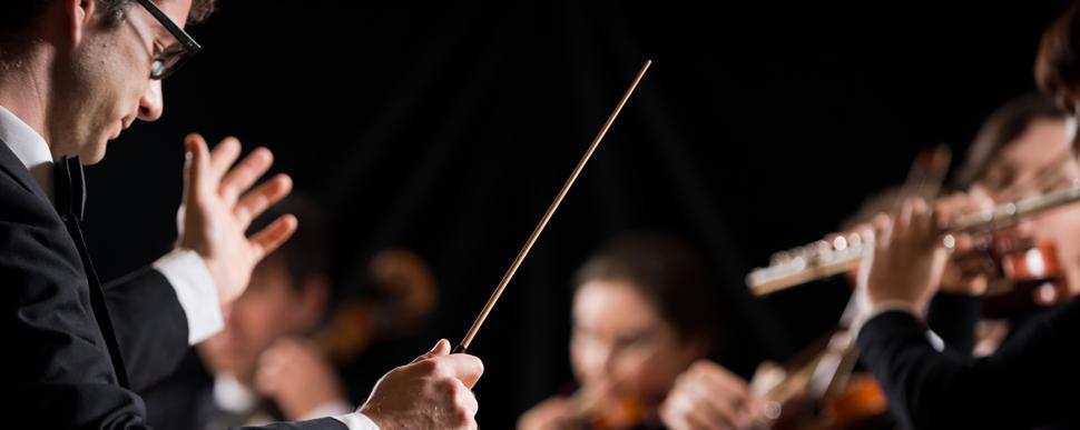 Konzert an der Internationalen Musikakademie Philharmonika Berlin