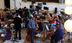 Vorspiel an der Internationalen Musikakademie Philharmonika Berlin
